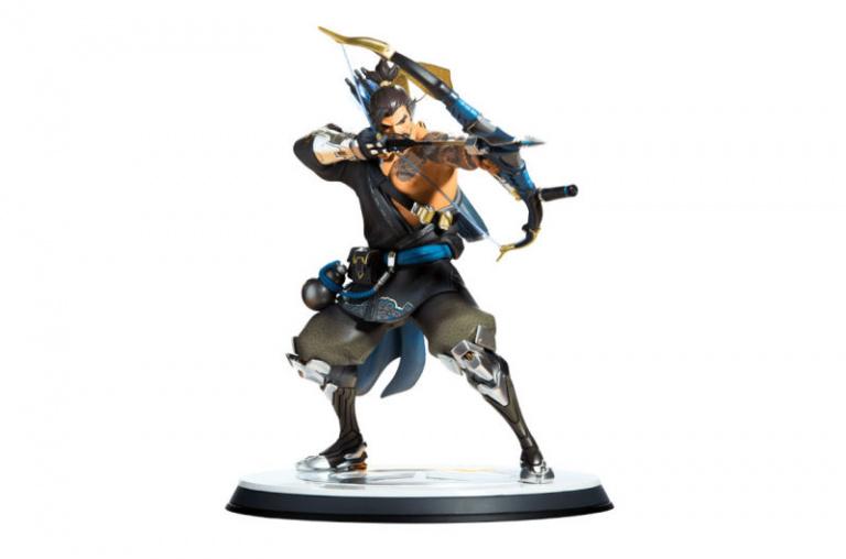 Overwatch : Blizzard dévoile la statue de Hanzo à 175$ !