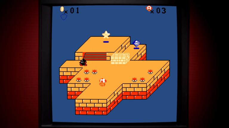 """Captain Toad : Un très joli """"demake"""" imaginé sur NES"""