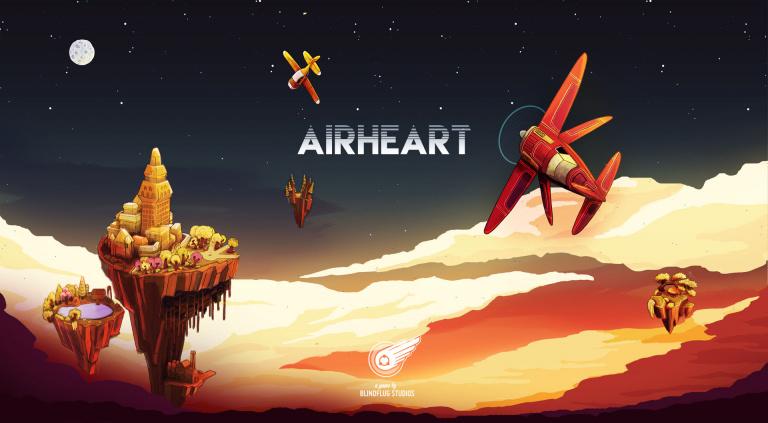 AirHeart : Le Shoot'em Up sortira fin juillet