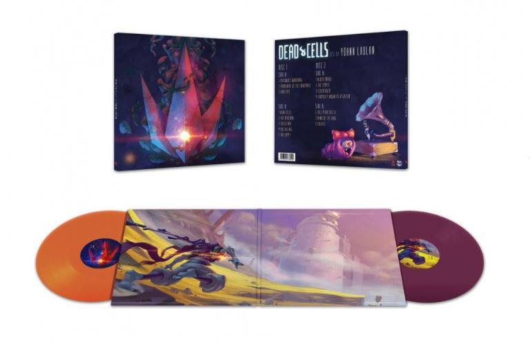 Dead Cells : Une date de sortie, une édition collector et un vinyle