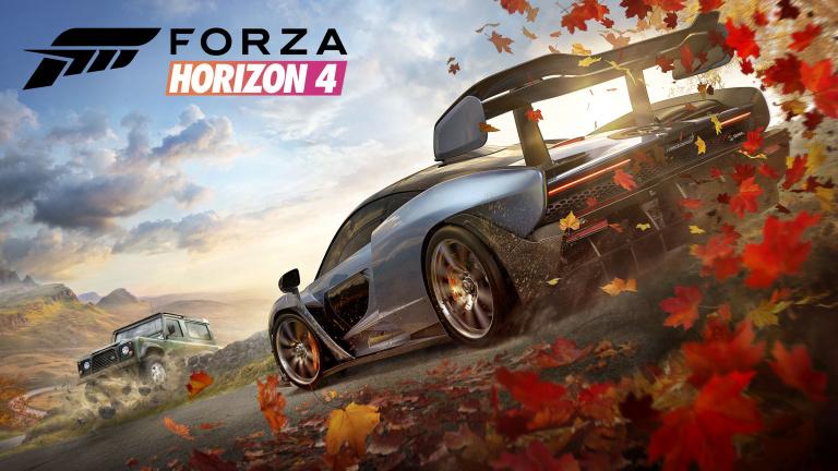 Forza Horizon 4 : course, personnalisation... près d'une heure de gameplay diffusée