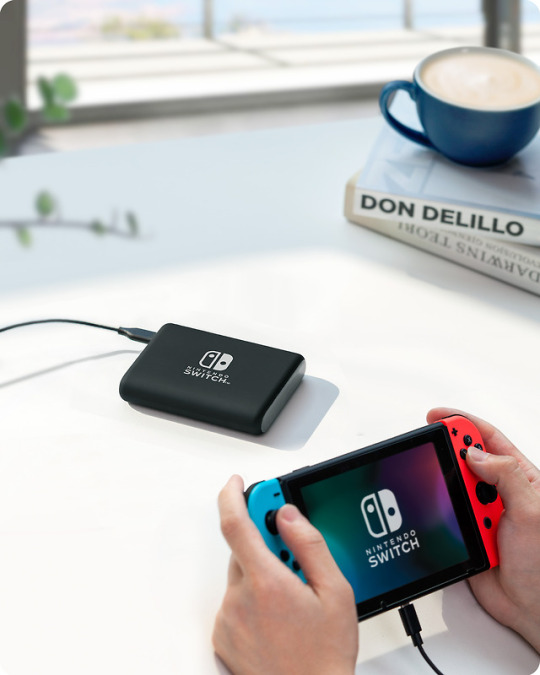 Switch : Anker lance la première Power Bank officielle Nintendo