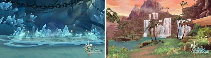 Aura Kingdom : Gamigo dévoile de nouveaux territoires avec un nouveau patch