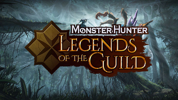 Monster Hunter : Legends of the Guild, un anime en 3D annoncé pour 2019