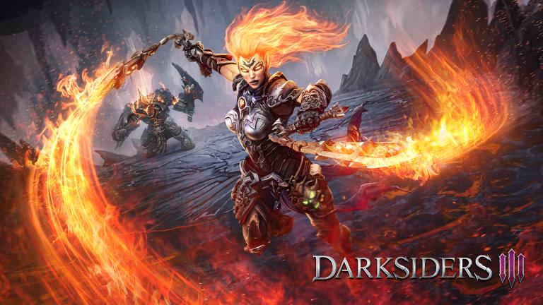 Darksiders III : 11 minutes de gameplay dévoilées chez IGN