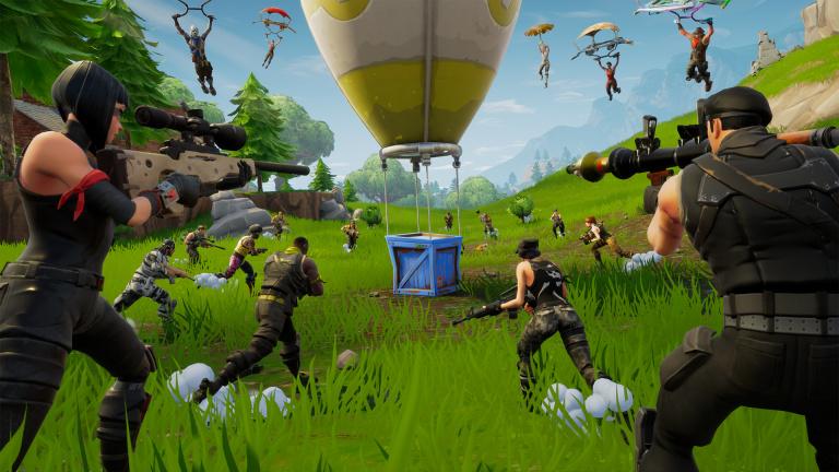 Fortnite : 8 millions de dollars en jeu pour le tournoi en ligne Summer Skirmish