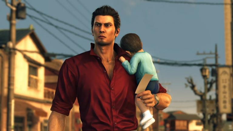 Yakuza : la Switch n'est pas le support idéal, la Xbox One envisagée