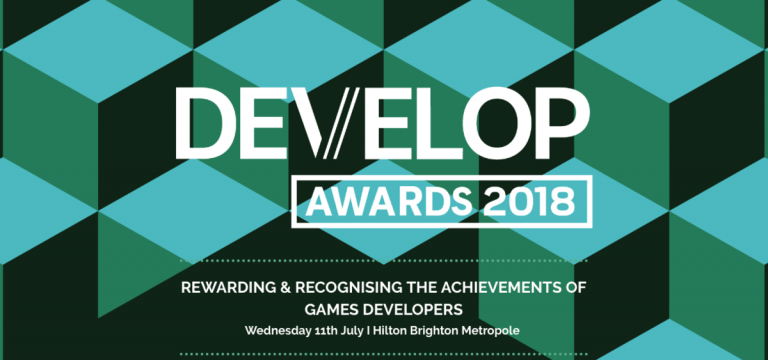 Ninja Theory (Hellblade) récompensé par les Develop Awards 2018