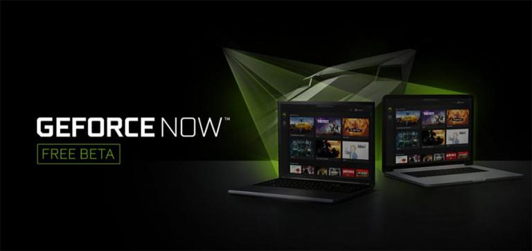 Cloud Gaming : le service GeForce Now arrive sur Shield TV