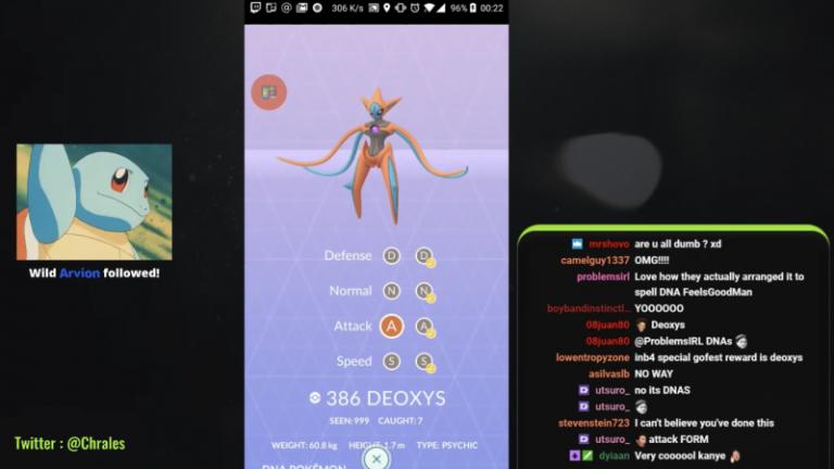 Pokémon GO : de nouveaux Pokémon prêts à débarquer dans le code du jeu, préparez-vous