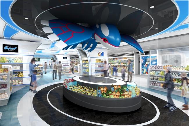 Nintendo : voici les images du futur Pokémon Center de Yokohama