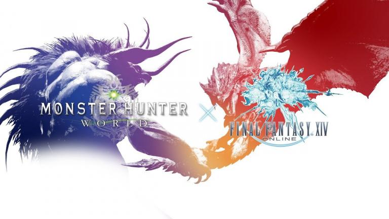 Monster Hunter World x FF XIV : L'événement démarrera à 2h du matin chez nous