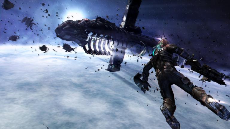 Abandonné, Dead Space 4 survivait en monde semi-ouvert
