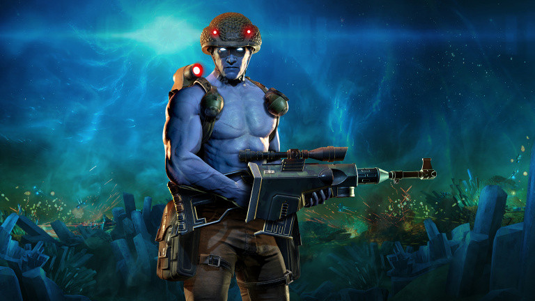 Un film Rogue Trooper par le réalisateur de Warcraft