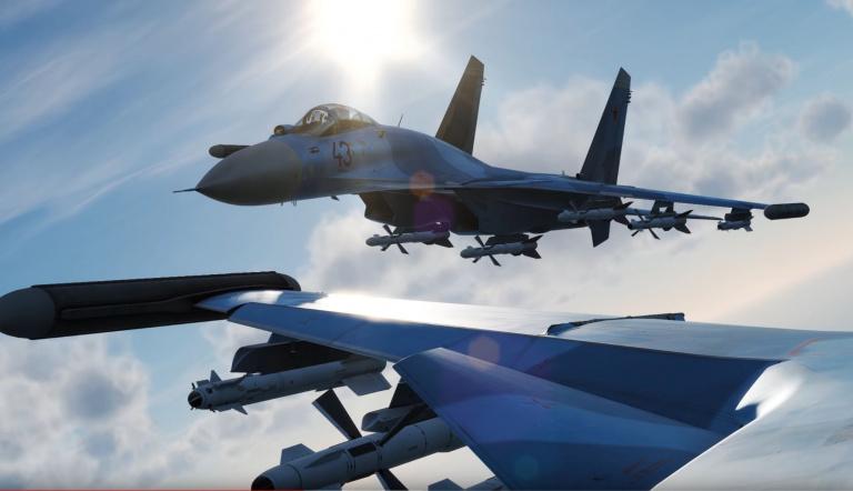 Eagle Dynamics annonce Modern Air Combat