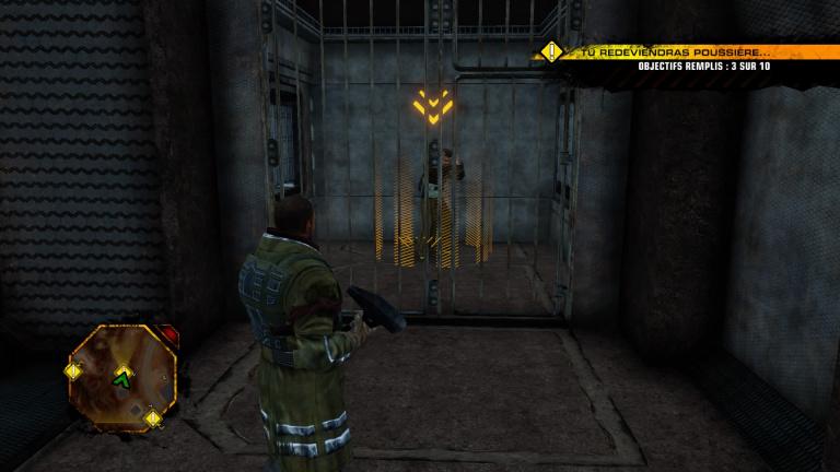 Solution Complète : Secteur : Zone de tir libre