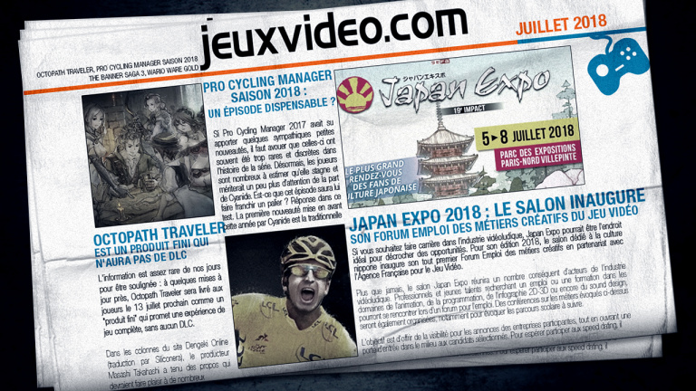 Les infos qu'il ne fallait pas manquer cette semaine : Ankama, Call of Cthulhu, World of Warcraft...