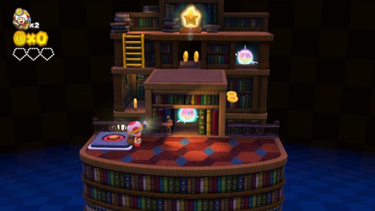 Explorotation à la bibliothèque