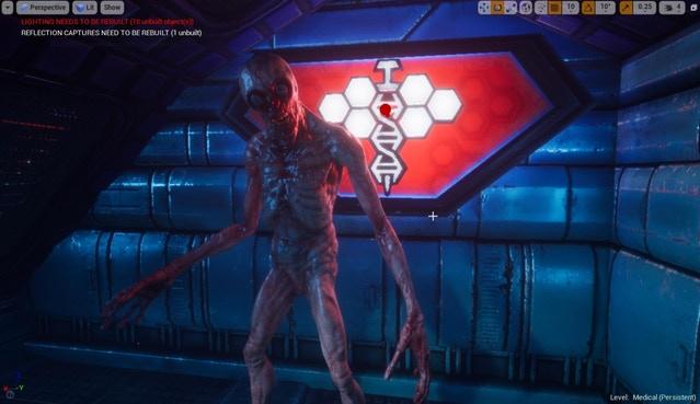 System Shock : Des images, des concept arts et des informations sur le mode Adventure Alpha