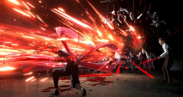 Tokyo Ghoul Re Call To Exist Bandai Namco Balance De