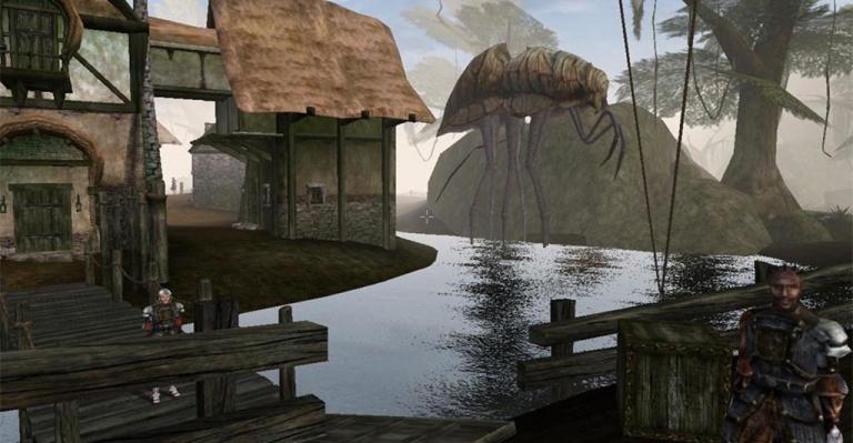 Morrowind : Todd Howard (Bethesda) n'est pas intéressé par un remaster