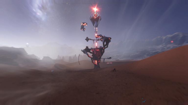 Antenne des Dunes Désolées