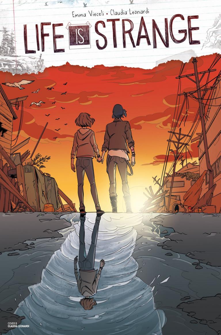 Life is Strange : le 1er volume de la série de comics sortira le 14 novembre