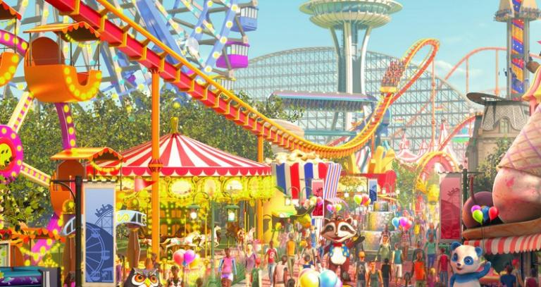 RollerCoaster Tycoon World : quand le parc n'ouvre jamais ses portes