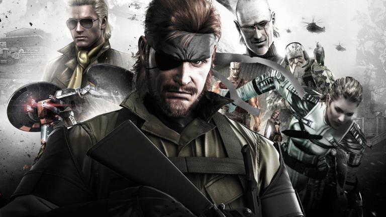 Le film Metal Gear Solid ne sera pas basé sur un jeu de la série
