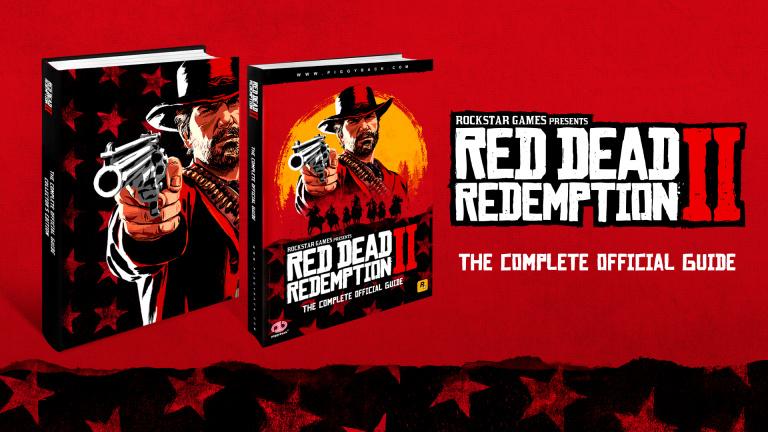 Red Dead Redemption II aura droit à son guide officiel