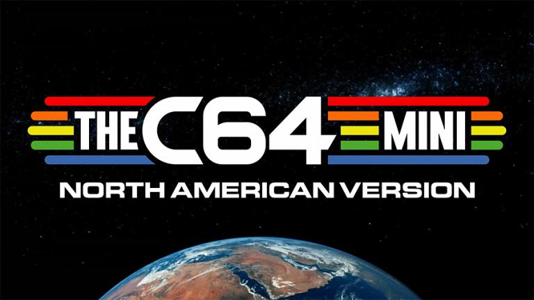 Commodore 64 Mini : direction l'Amérique du Nord