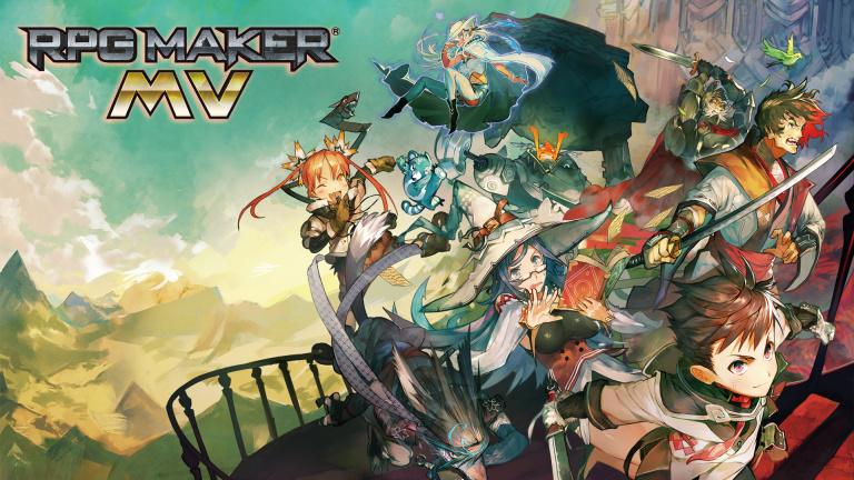 RPG Maker MV : une date de sortie japonaise et du cross-platform sur consoles