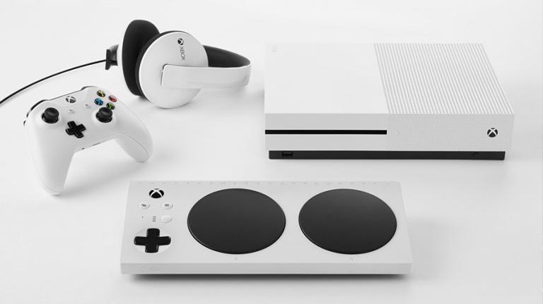 Xbox Adaptive Controller : une accessibilité pensée jusqu'au bout