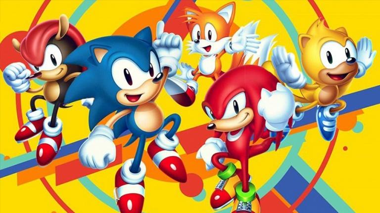 Sonic Mania Plus : une version Switch dominante dans les boutiques britanniques