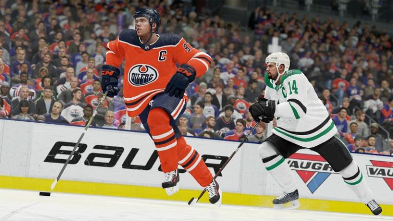 NHL 19 s'offre une bêta durant une semaine