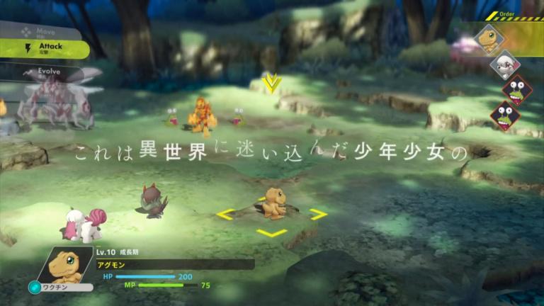 [MàJ] Digimon Survive : un premier trailer et du gameplay pour le SRPG