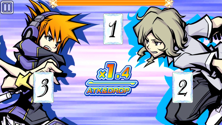 The World Ends with You - Final Remix : une flopée d'images inédites