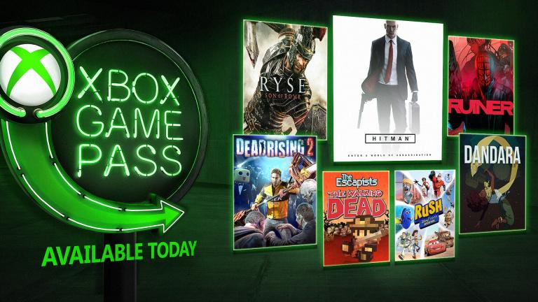 Xbox Game Pass : les nouveaux jeux du mois d'août