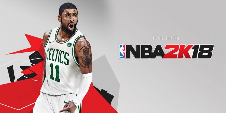 NBA 2K18 passe la barre des 10 millions d'exemplaires vendus