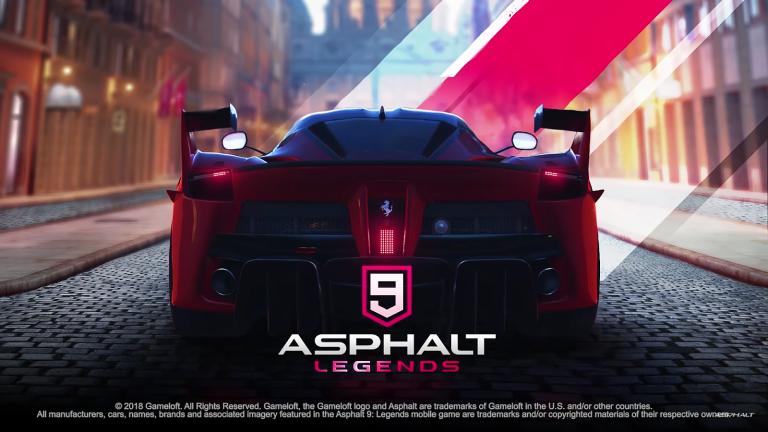 Asphalt 9 Legends, gameplay, crédits gratuits, astuces : notre guide complet