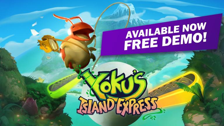 Yoku's Island Express : la démo déboule sur toutes les plateformes