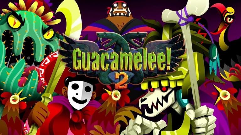 Guacamelee! 2 : les trophées et succès du metroidvania sauce mexicaine