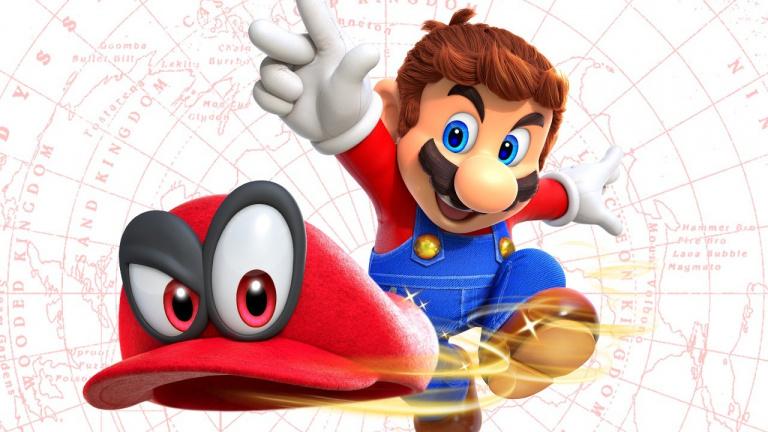 Super Mario Odyssey : Mario se déguise en Hariet