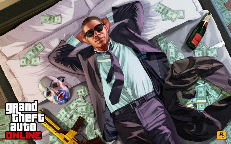 Toujours plus loin, toujours plus fort : les 100 millions pour GTA 5