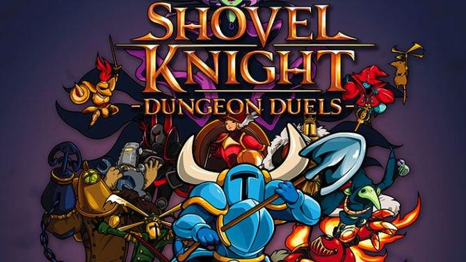 """Shovel Knight : Dungeons Duels, un jeu de plateau """"à défilement horizontal"""""""