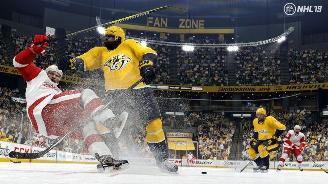NHL 19 : EA ne ferme pas la porte à une version PC