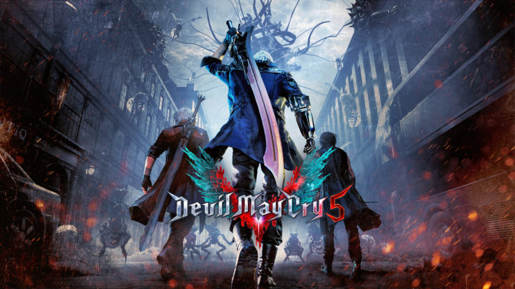 Devil May Cry 5 : une expérience de jeu qui se rapprocherait de celle des trois premiers opus