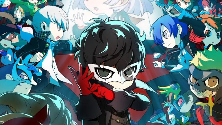 Persona Q2 : le scénario mettra Persona 5 à l'honneur