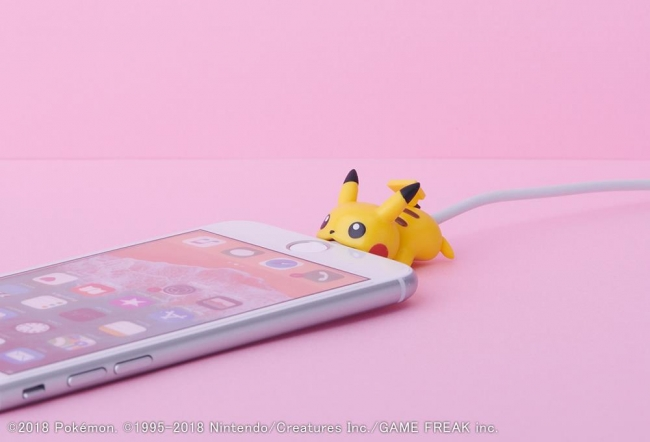 """Nintendo : une nouvelle série de """"cable bite"""" Pokémon arrive"""