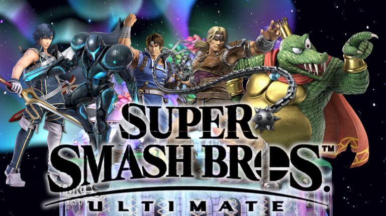 Super Smash Bros. Ultimate : attaques spéciales, final smash, stratégies... Tout ce qu'il faut savoir sur les 5 nouveaux personnages